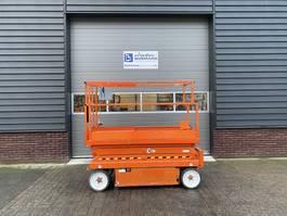 scissor lift wheeld Skyjack SJ3220 schaarhoogwerker 8.1 M 2015