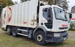 garbage truck Renault 6X2 PREMIUM 211.000KM FRENCH REGISTRATION PERFECT WORKING CONDITION YEAR 2005 2005