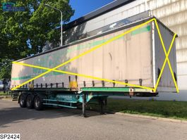Container-Fahrgestell Auflieger Coder Container Disc brakes, 20 / 40 / 45 FT Container Transport, 2003