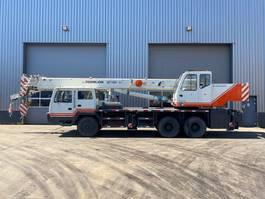 All-Terrain-Kräne Zoomlion QY16D 16 Ton 6x4 Hydraulic Truck Crane 2013