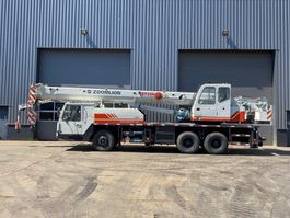 All-Terrain-Kräne Zoomlion QY20H 20 Ton 6x4 Hydraulic Truck Crane 2013