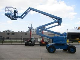 articulated boom lift wheeled Genie Z60/34 (274) 2005