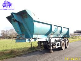 tipper semi trailer Trailor Tipper 1999