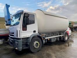 tank truck Iveco 190EL30 GAS /LPG 2010