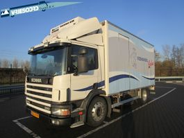 refrigerated truck Scania P94-220 1998