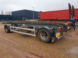 container chassis semi trailer Kraker K.A.B. 3-10-10 2000