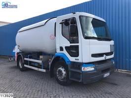 tank truck Renault Premium 270 16218 liter LPG / GPL gas tank, 25 Bar, Telma - R 2007