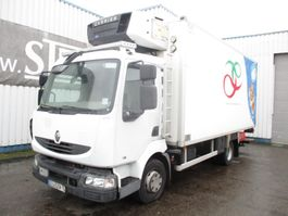 refrigerated truck Renault Midlum 180 DXI , Reefer truck , Manual , Airco , Spring suspension 2007