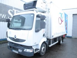 refrigerated truck Renault Midlum 190 DXI , Manual , Airco , Spring suspension 2006