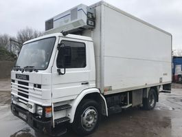 refrigerated truck Scania 82M **FRIGO-FULL STEEL-TOPSHAPE** 1988