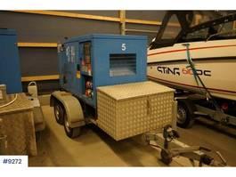 other construction machine Stephill Generator 24KW Trailer diesel aggregate