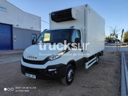 refrigerated truck Iveco 70 C17 2015