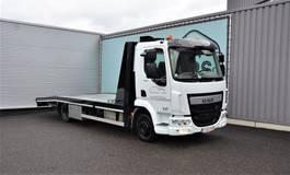 car transporter truck DAF LF 220 2014