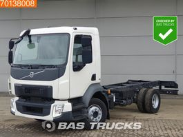 chassis cab truck Volvo FL 250 4X2 NEW Steel-Suspension Euro 6