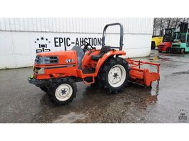 farm tractor Kubota GT-3