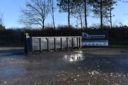 waste container 5000x2000x1000 10M3 Uit voorraad 2021