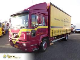closed box truck Volvo FL615 + Manual + Spring 2006