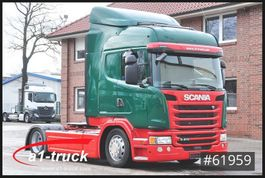 mega-volume tractorhead Scania G 410 LA4x2MEB Highline, Retarder SCR only 2016