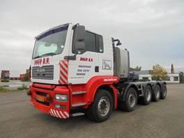 heavy duty tractorhead MAN TGA 45 530 10x4 2006