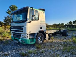 chassis cab truck DAF CF75.360 MANUAL GEARBOX, RETARDER SUPER CLEAN TRUCK!!!!!!!! 2005