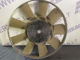 Cooling system truck part Iveco 2015