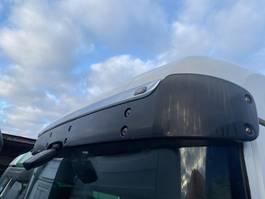 Interior part truck part Renault sun visor with mirror 2009