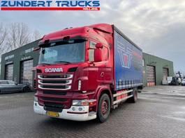 sliding curtain truck Scania R420 2011