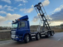 container truck DAF XF 85 ac85.xc.480   8x2 2004