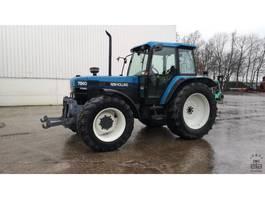 farm tractor New Holland 7840 SL