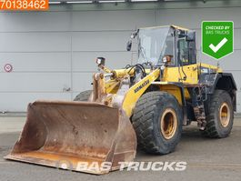 wheel loader Komatsu WA380-6 Good tyres - from first owner 2007