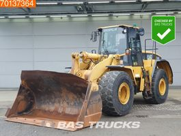 wheel loader Caterpillar 966G 2001