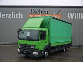 tilt truck Mercedes-Benz Atego 818L 2016