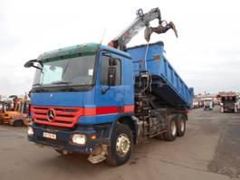 tipper truck > 7.5 t Mercedes-Benz Actros 2008
