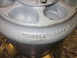 Rear axle truck part Volvo hub Reduction