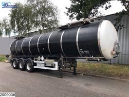 tank semi trailer semi trailer Van Hool Bitum 33500 Liter 2007