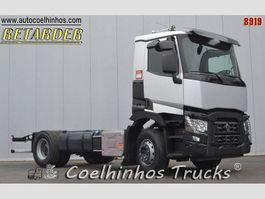 chassis cab truck Renault C 430 // Euro 6 2014