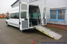 mpv car Ford Transit 125T300 6 Sitze & Rollstuhlrampe 1.Hand 2014