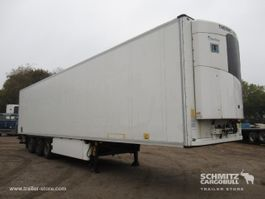 refrigerated semi trailer Schmitz Cargobull Semitrailer Reefer Standard Hydr. laadklep 2015
