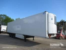 refrigerated semi trailer Schmitz Cargobull Semitrailer Reefer Multitemp Dubbeldeks 2016