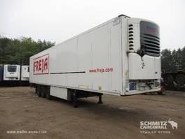 refrigerated semi trailer Schmitz Cargobull Semitrailer Reefer Standard Dubbeldeks 2014
