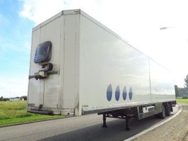 Getränke aufbau auflieger Floor 2-Axle Flower Sales Trailer / NL / BPW 2000