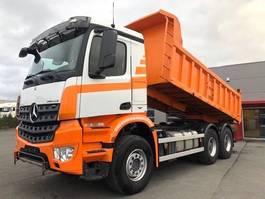tipper truck > 7.5 t Mercedes-Benz AROCS