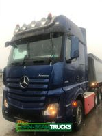 cab over engine Mercedes-Benz MB2651 6x4 hydr. system 2016