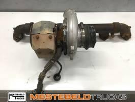Engine part truck part DAF Turbo + uitlaatspruitstuk 2011