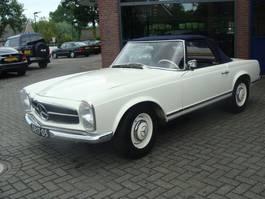 convertible car Mercedes-Benz 230 Sl. 230 SL PAGODE 1964