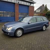estate car Mercedes-Benz E 220 CDI automaat combi Combi Elegance 2003