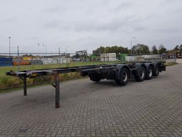 Container-Fahrgestell Auflieger Contar Combi Chassis 4 as BPW 1994
