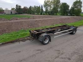 container chassis trailer Van Hool Container Aanhangwagen 7 meter 1994