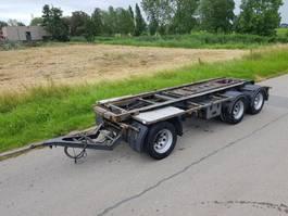 container chassis trailer Floor FLA-10-189S Kiep Container Aanhangwagen 1993