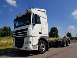 chassis cab truck DAF XF 105 .460 6x2 2008